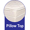 Colchão Ortobom Pocket Freedom Visco -  Tipo de Pillow